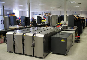 Electrox 600 Group Factory