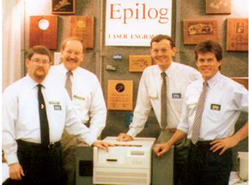 Epilog's First 4 Employees