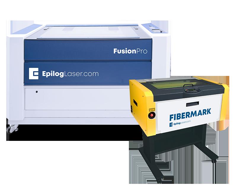 Epilog FiberMark Laser Series System Features
