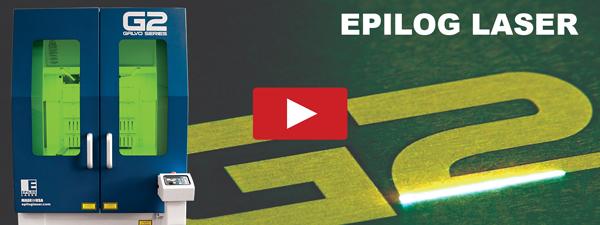 Epilog G2 Galvo Laser Industrial Marking: Metal Etching Laser Engraver